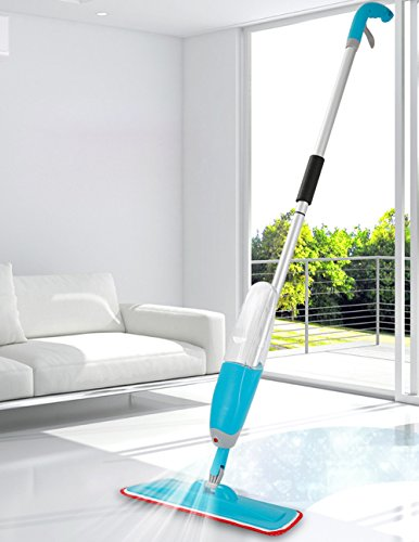 Graceug Microfiber Reveal Spray Mop Kit for Various Kinds Of Floor Cleaning Tools