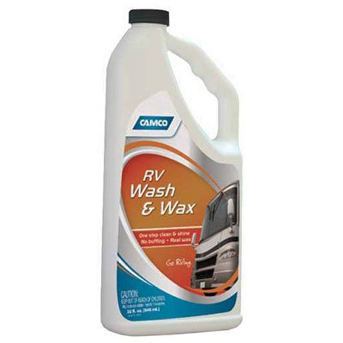 Camco 40493 32ZOZ RV Wash/Wax