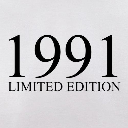 1991 Limierte Auflage / Limited Edition - 26. Geburtstag - Herren T-Shirt - Weiß - M