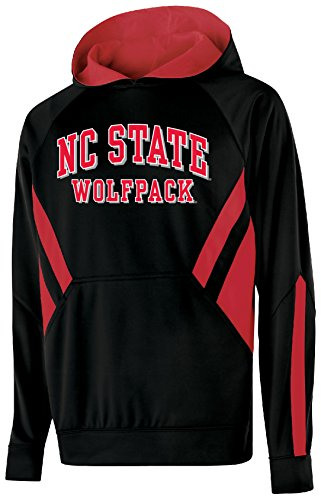 NCAA North Carolina State Wolfpack Adult Men Argon Hoodie Medium