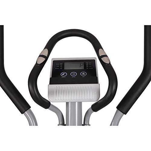Sunny Health & Fitness SF E3608 Standard Elliptical Trainer