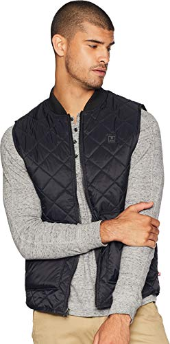 Roark Men's Great Heights Vest Black X-Large