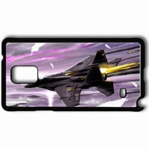 taoyix diy Personalized Samsung Note 4 Cell phone Case/Cover Skin Ace Combat Black