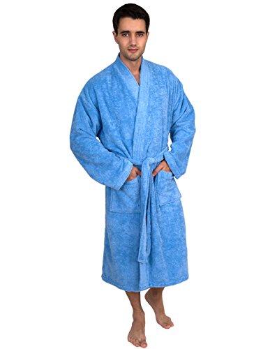 TowelSelections Organic Cotton Kimono Bathrobe