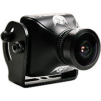 FPV Camera RunCam Eagle 2 800TVL 16:9 5-36V FOV Global WDR 2.5mm Lens Aluminium NTSC PAL True Starlight For Drone Quadcopter (Black)