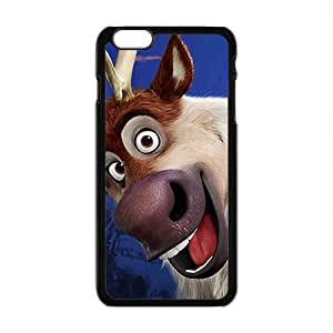 Happy Frozen lovely deer Cell Phone Case for Iphone 6 Plus