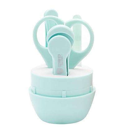 Toyvian 4 unids Kit de cuidado de uñas para bebés Lovely Nail ...