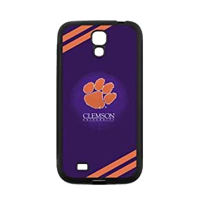 Custom Clemson Tigers Back Cover Case for SamSung Galaxy S4 I9500 JNS4-005
