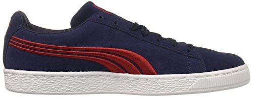 toreador Suede Baskets Classic Badge Peacoat Puma Daim nZdYwSZq