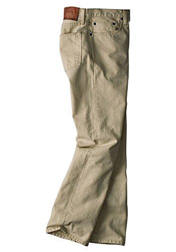Pantalones Caqui Hombre Vaqueros Bolsillos 5 Bauer Eddie de xCvURqw