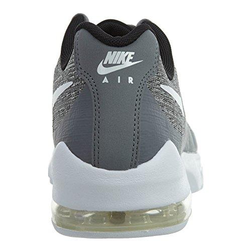 Nike Air Max Invigor Tessuto Fresco Grigio / Bianco / Nero Dimensione Scarpe Donna: 10 M Us