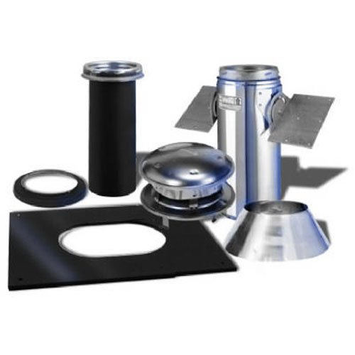 Selkirk Metalbestos 6T-PCK Pitched Ceiling Support Kit Stainless by Selkirk Metalbestos