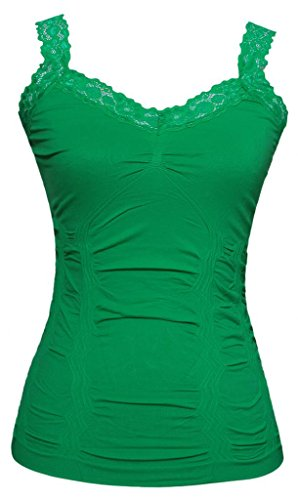 Green Camisole - 8