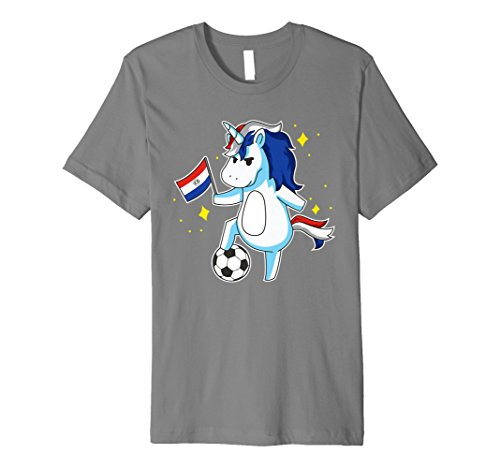 Soccer Unicorn Paraguay Jersey Shirt Paraguay Football Gift ()