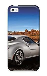 Unique Design Iphone 5c Durable Tpu Case Cover Alfa Romeo Usa 27