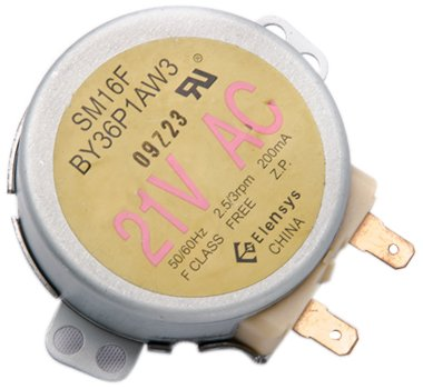 GE WB26X10208 Turntable Motor for Microwave