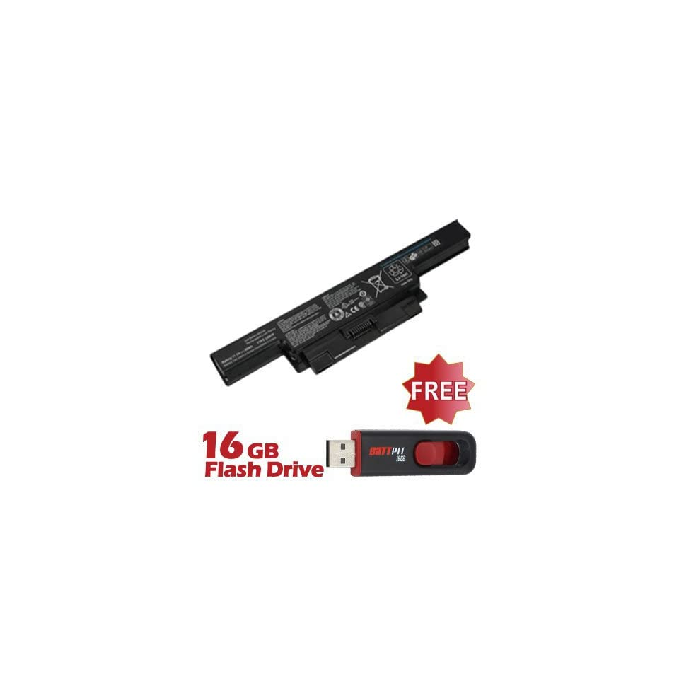 Battpit™ Laptop / Notebook Battery Replacement for Dell Studio 1450
