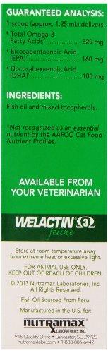 Welactin Feline Liquid, 4-Ounce 5