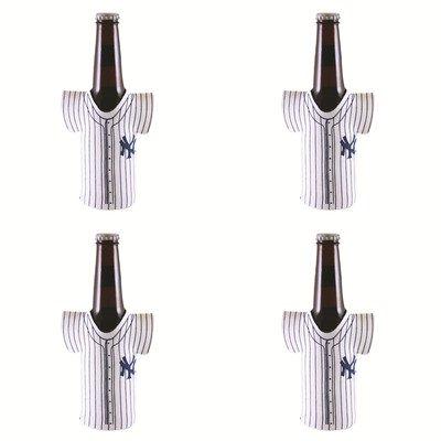 MLB Bottle Jersey (Set of 4) MLB Team: New York Yankees