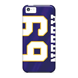 Series Skin Case Cover For Iphone 5c(minnesota Vikings)