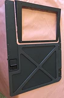 PREMIUM HUMVEE X-DOOR ARMOR - M998 HMMWV H-1 - COLOR CHOICE - & Amazon.com: NEW M998 HUMVEE X-DOORS - SET OF 4 - BLACK - HARD DOORS ...