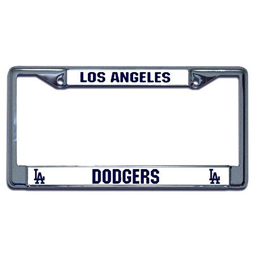 Compare Price To Dodger License Plate Frame Tragerlaw Biz
