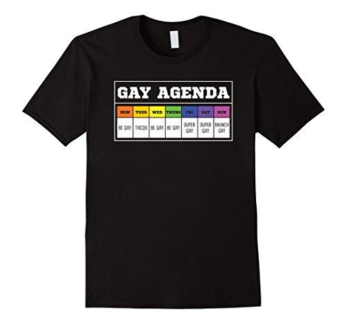 Gay Agenda - 1
