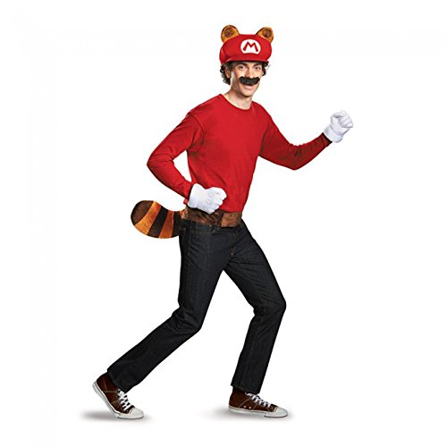 Mario Raccoon Super Mario Bros. Nintendo Child Costume Kit