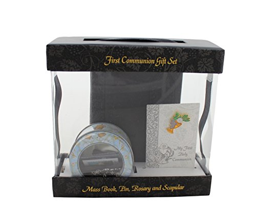 Catholic Everlasting Classic Deluxe First Communion Gift Set Boy -