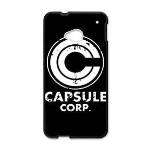 capsule corp logo Phone high quality Case for HTC One M7