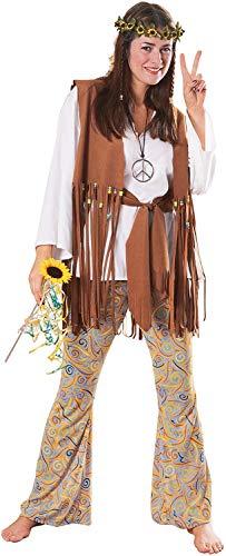 Rubie's Women's Hippie Love Child Costume, Multicolor,