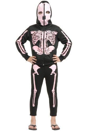 - Girl's Skeleton Sweatshirt