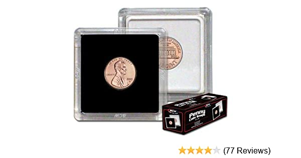 25 BCW Dime Size Paper Flips 2x2 Coin Holders 17.9mm Archival Safe Protection