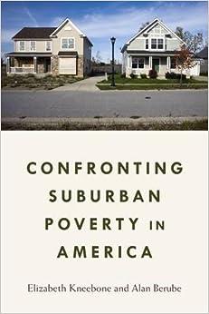 Book Confronting Suburban Poverty in America