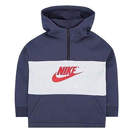 Nike 342S-U2Y Sudadera, Niños, Blanco, 2-3 Años