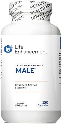 Male (from Jonathan Wright, M.D) 150 Capsules