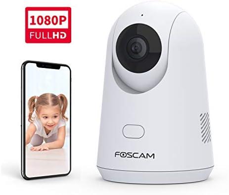Indoor WiFi Security Camera