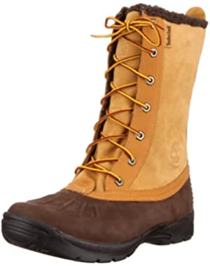 Mallard Waterproof Tall Lace Boot (Toddler/Little Kid/Big Kid)