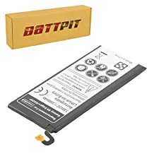 Battpit™ New Cell Phone Battery Replacement for Samsung GALAXY S6 Edge Plus (3300 mAh) (Ship From Canada)