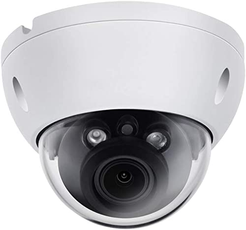 4K 8MP Security POE IP Camera, IPC-HDBW2831R-ZAS-S2, 2.7 13.5mm Motorized Zoom, Dome Network Camera Outdoor with H.265,IR Night Vision,Built-in Mic SD Slot,Onvif,IK67,IK10,OEM