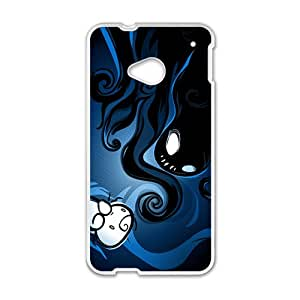 Creative Cartoon Scary Devil Hot Seller High Quality Case Cove For HTC M7