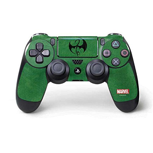 Iron Fist PS4 Pro/Slim Controller Skin - Iron Fist Dragon Symbol | Marvel X Skinit Skin