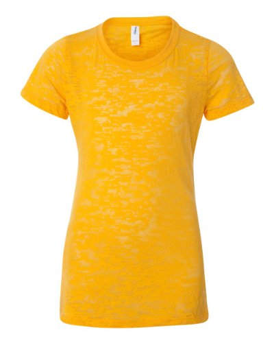 Juniors Burnout T-Shirt - 4