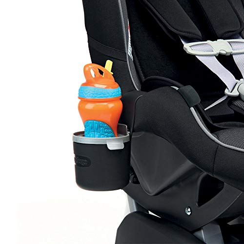 Peg Perego Convertible Cup Holder, Charcoal