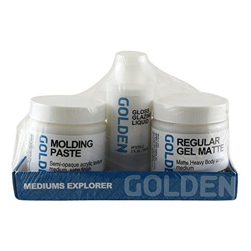 Golden Mediums Set by Golden