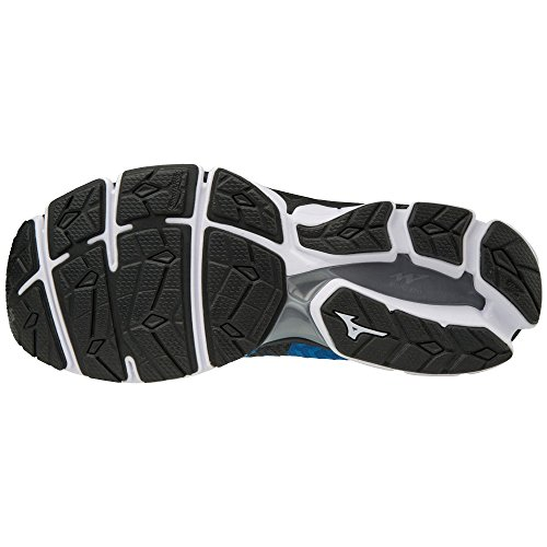 Black Homme Brilliantblue S1 Whit Sneakers Mizuno 001 Waveknit Multicolore Basses x7IS0YwBq