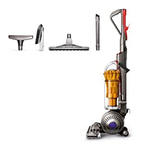 Dyson DC40 Multi Floor Upright Vacuum Cleaner with Accessories Bundle