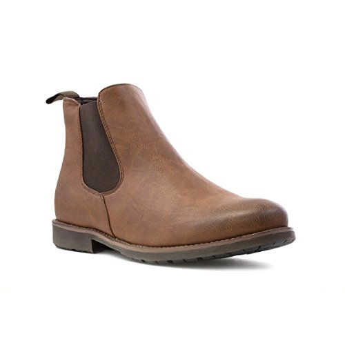 Beckett Mens Tan Chelsea Boot