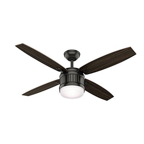Hunter Company 59315 Seahaven Ceiling Fan Hunter Light wi...