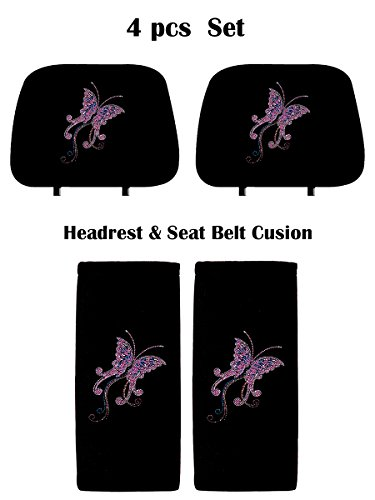 disney auto car seat belt cover - 2